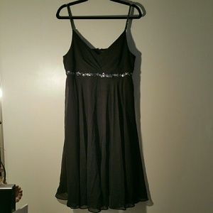 Eva Blue Women's Cocktail Dress